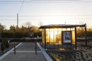 """2006 à aujourd'hui - aménagement gare TER Bretagne pour un concept de """"gare jardin"""""""