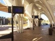 2005 à aujourd'hui - Aménagement de gare - mâts d'information voyageur