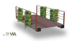 passerelle vegetalisee - 3