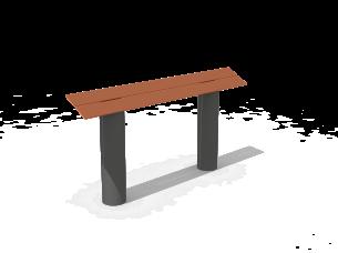 Assis debout composites de la gamme KOLO®