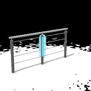 Barrières de protection avec led intégrée KOLO®