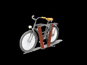 Support barrière pour vélo KONIC®