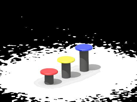 Tabouret composites KOLO®